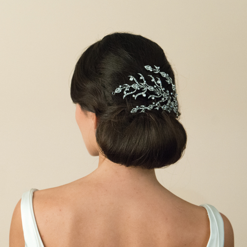 Ivory and Co Lucia Comb