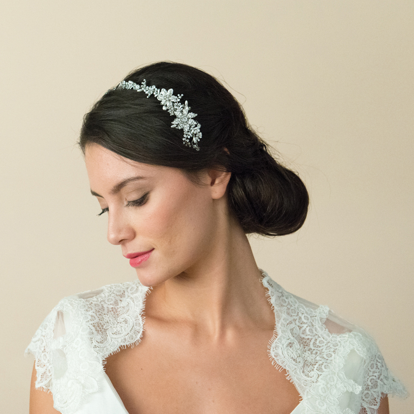 Ivory and Co Mae Bridal Hair Vine