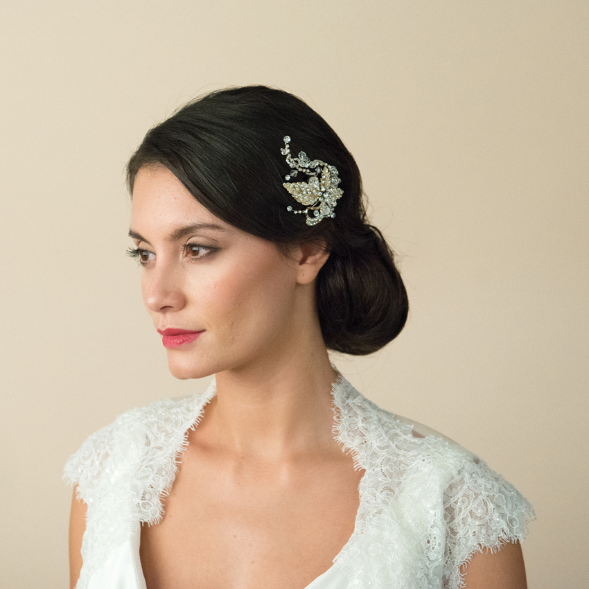 Ivory and Co Maggie Hairclip
