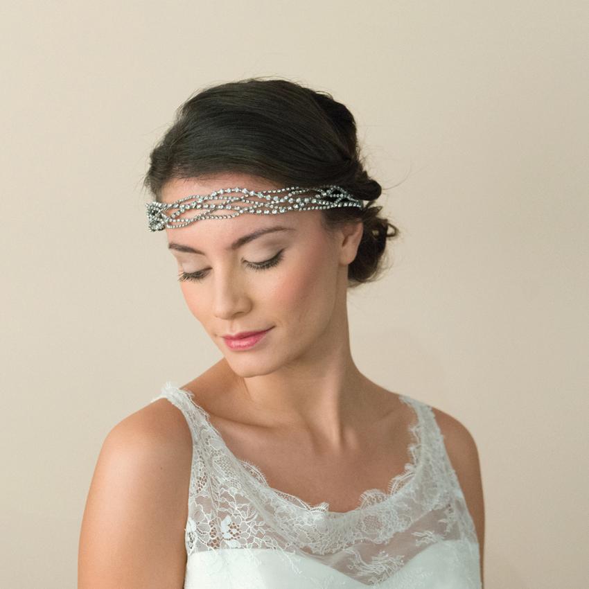 Ivory and Co Marcia Headband