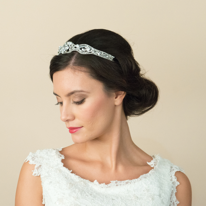 Ivory and Co Naomi Pearl Headband