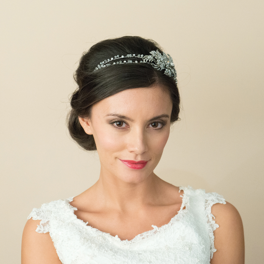 Ivory and Co Panama Headband