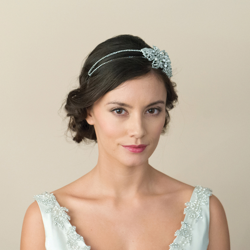 Ivory and Co Pandora Headband