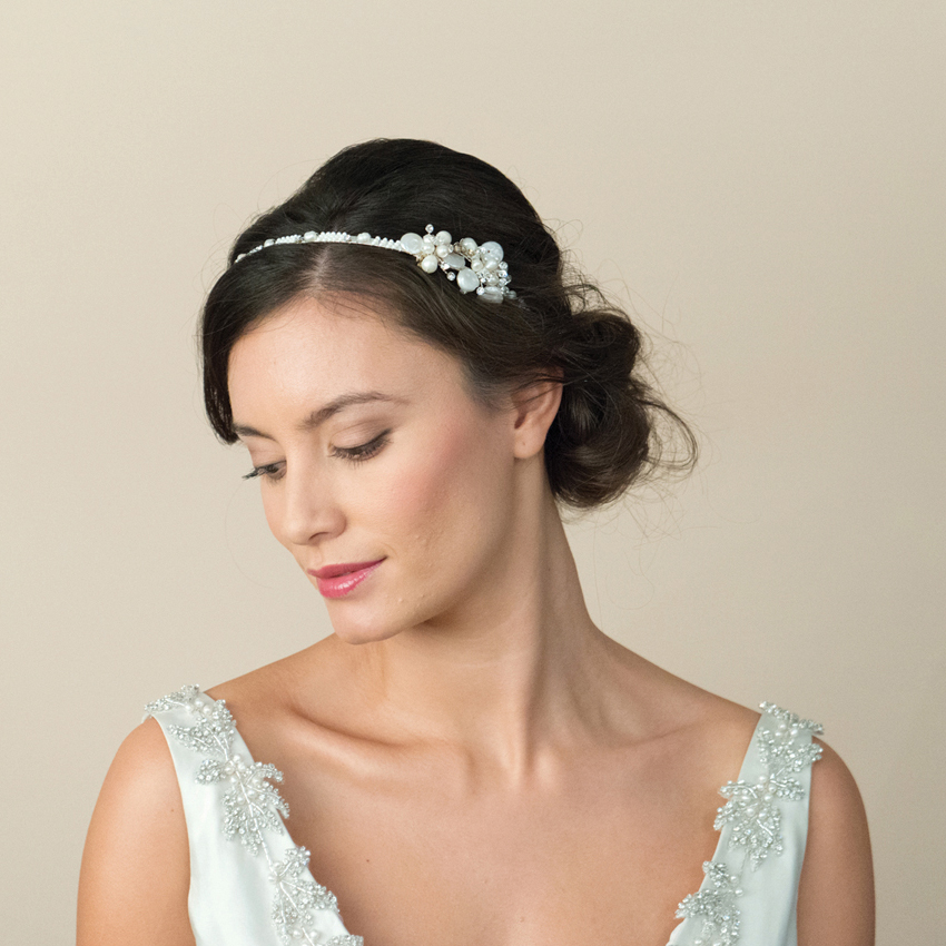 Ivory and Co Paradise Headband