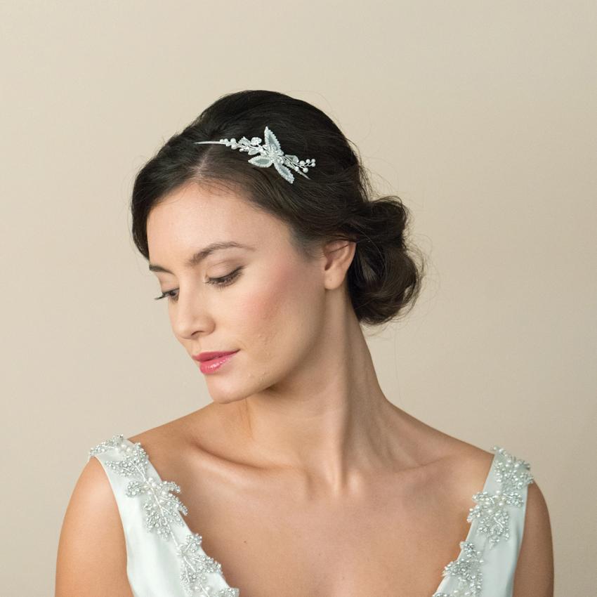 Ivory and Co Phoebe Headband