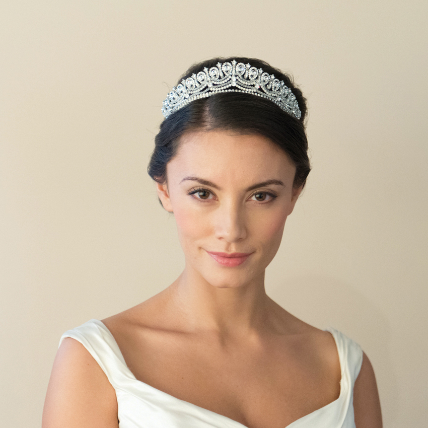 Ivory and Co Princess Caroline Tiara