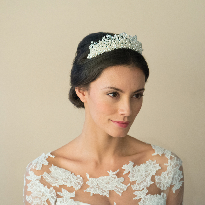 Ivory and Co Rapunzel Tiara