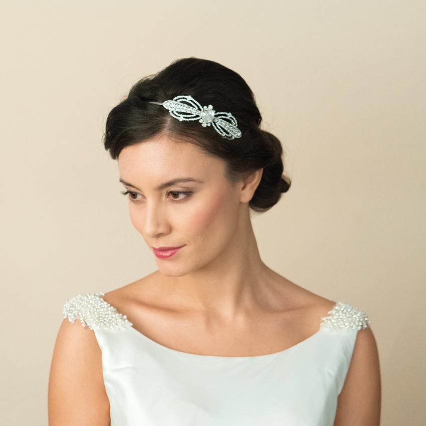 Ivory and Co Ritz Headband