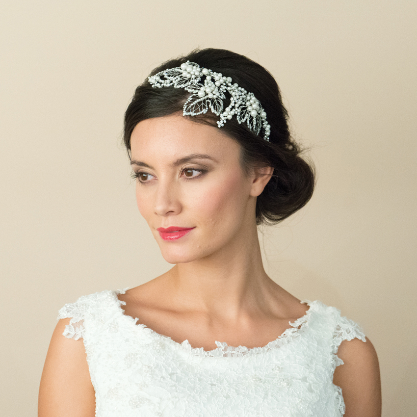 Ivory and Co Selena Bridal Headband