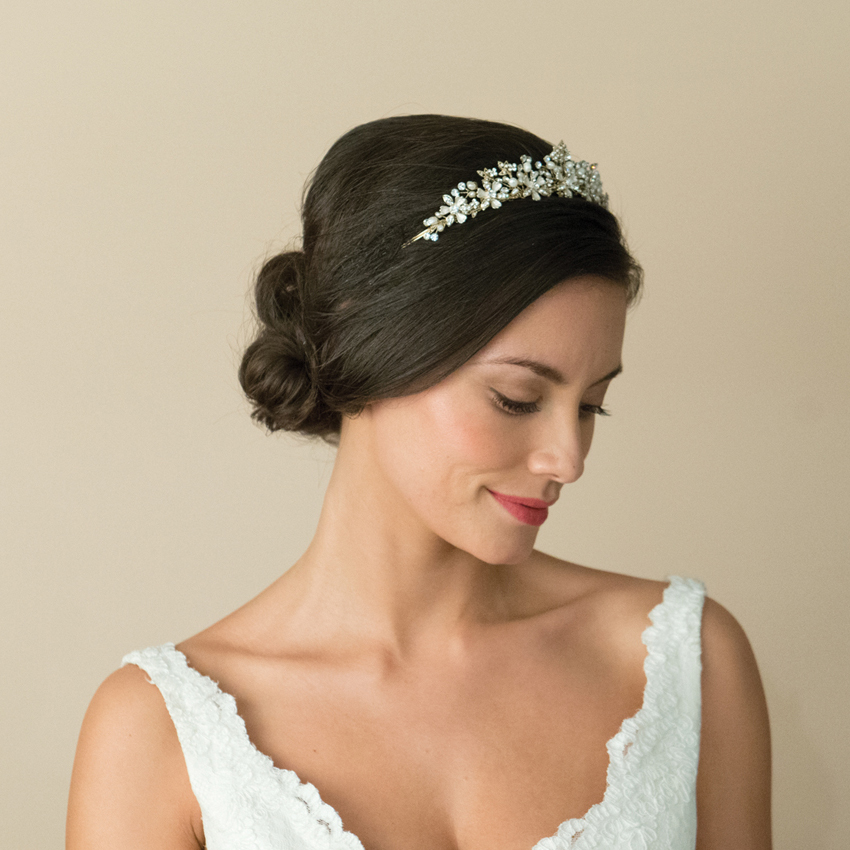 Ivory and Co Seville Tiara