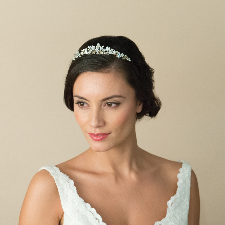 Ivory and Co Sierra Gold Tiara