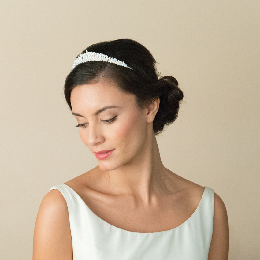 Ivory and Co Tara Tiara