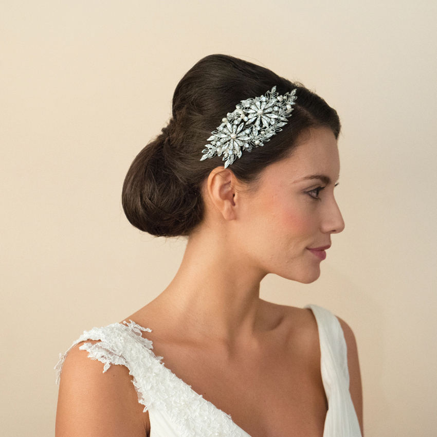 Ivory and Co Venetia Bridal Comb