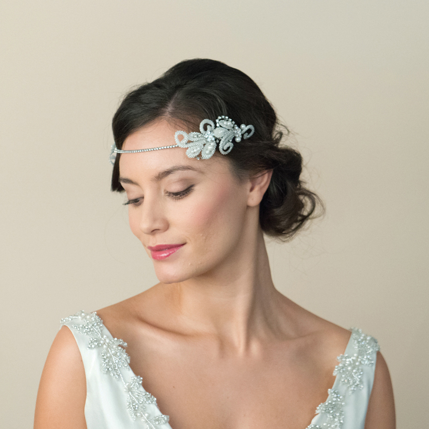 Ivory and Co Victoria Headband