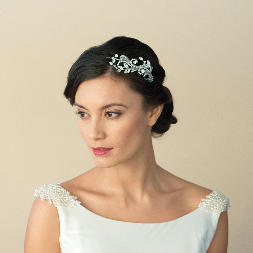 Ivory and Co Vivian Headband