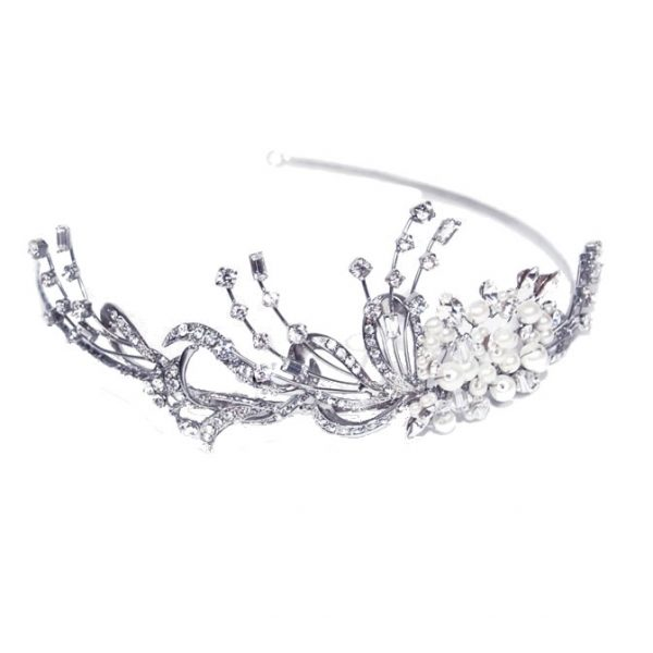 Ivory and Co Anastasia Headband