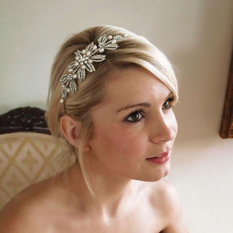 Ivory and Co Halcyon Headband