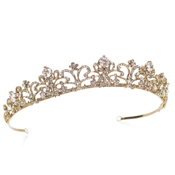 Ivory and Co Elizabeth Tiara