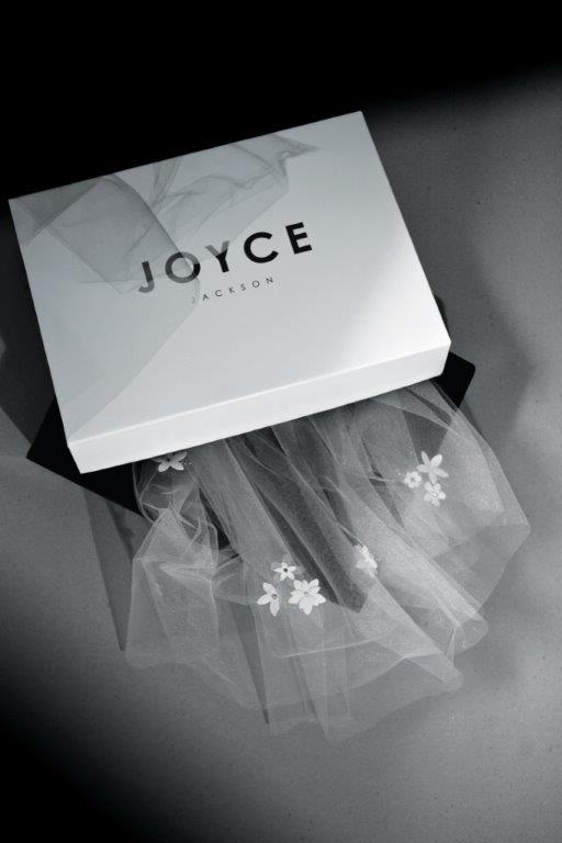 Joyce Jackson Buckerell Wedding Veil