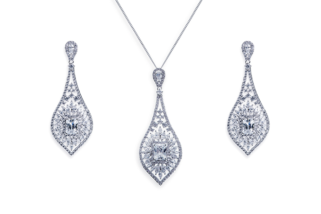 Ivory and Co Jefferson Earrings