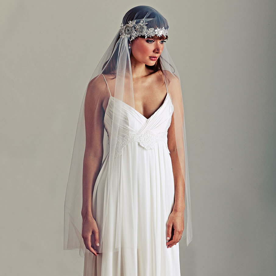Joyce Jackson Appledore Wedding Veil