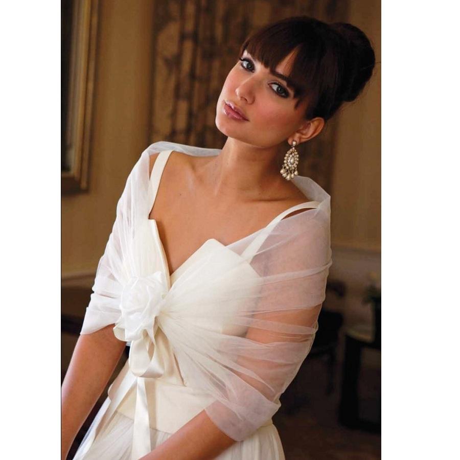 Joyce Jackson Luxor Bridal Wrap