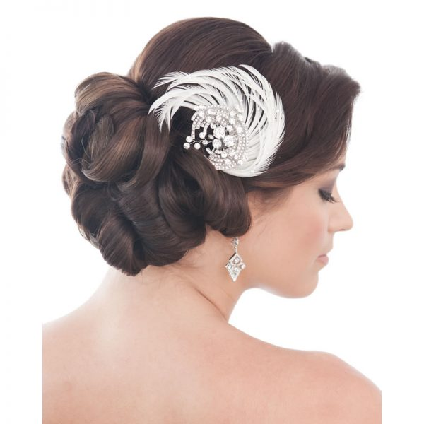 Ivory and Co Lana Bridal Clip