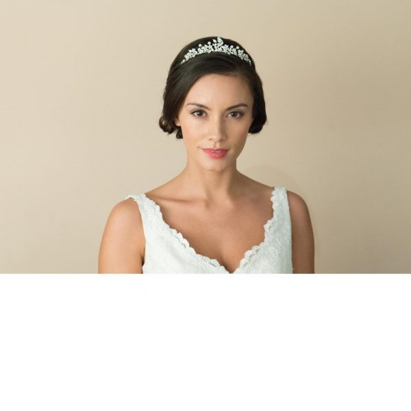 Ivory and Co Lilliana Tiara