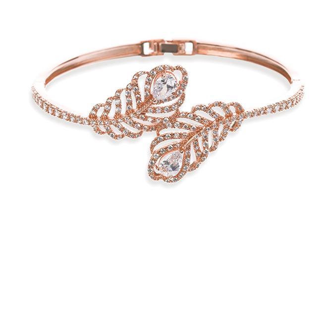 Ivory and Co Long Island Rose Bracelet