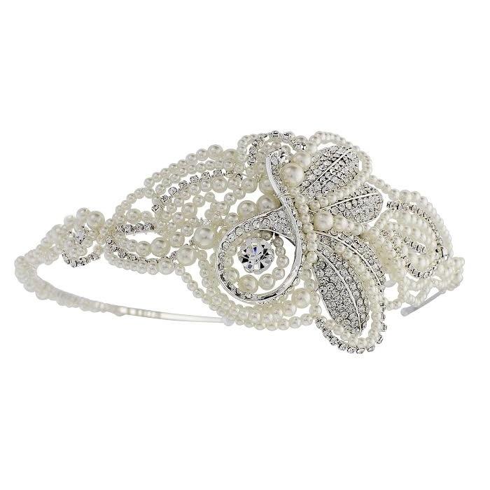 Mabel Luxe Pearl Headband