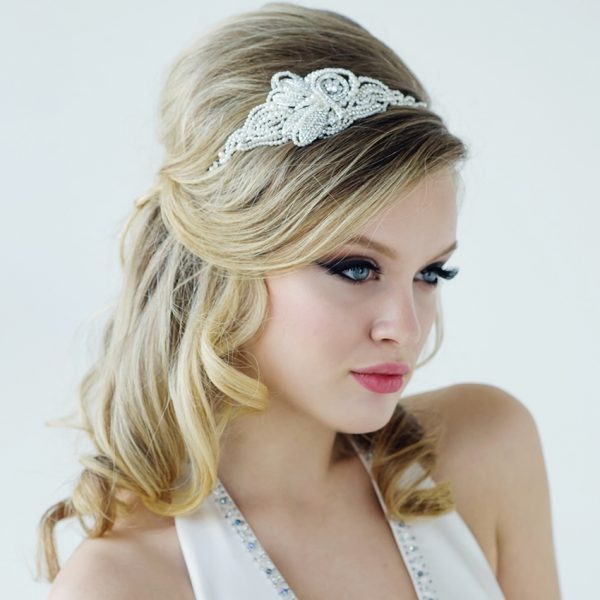 Mabel Luxe Pearl Headband