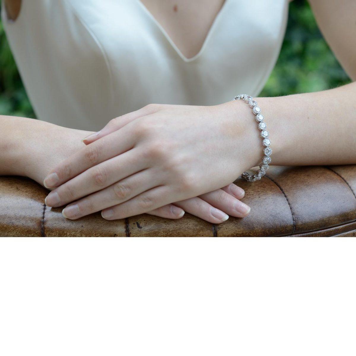 Ivory and Co Madeira Bracelet