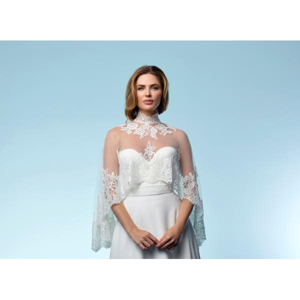 Poirier Magical Bridal Cape
