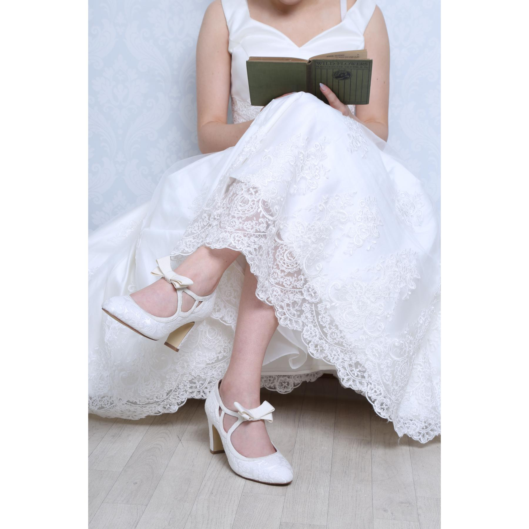 Perfect Bridal Mandy Shoes