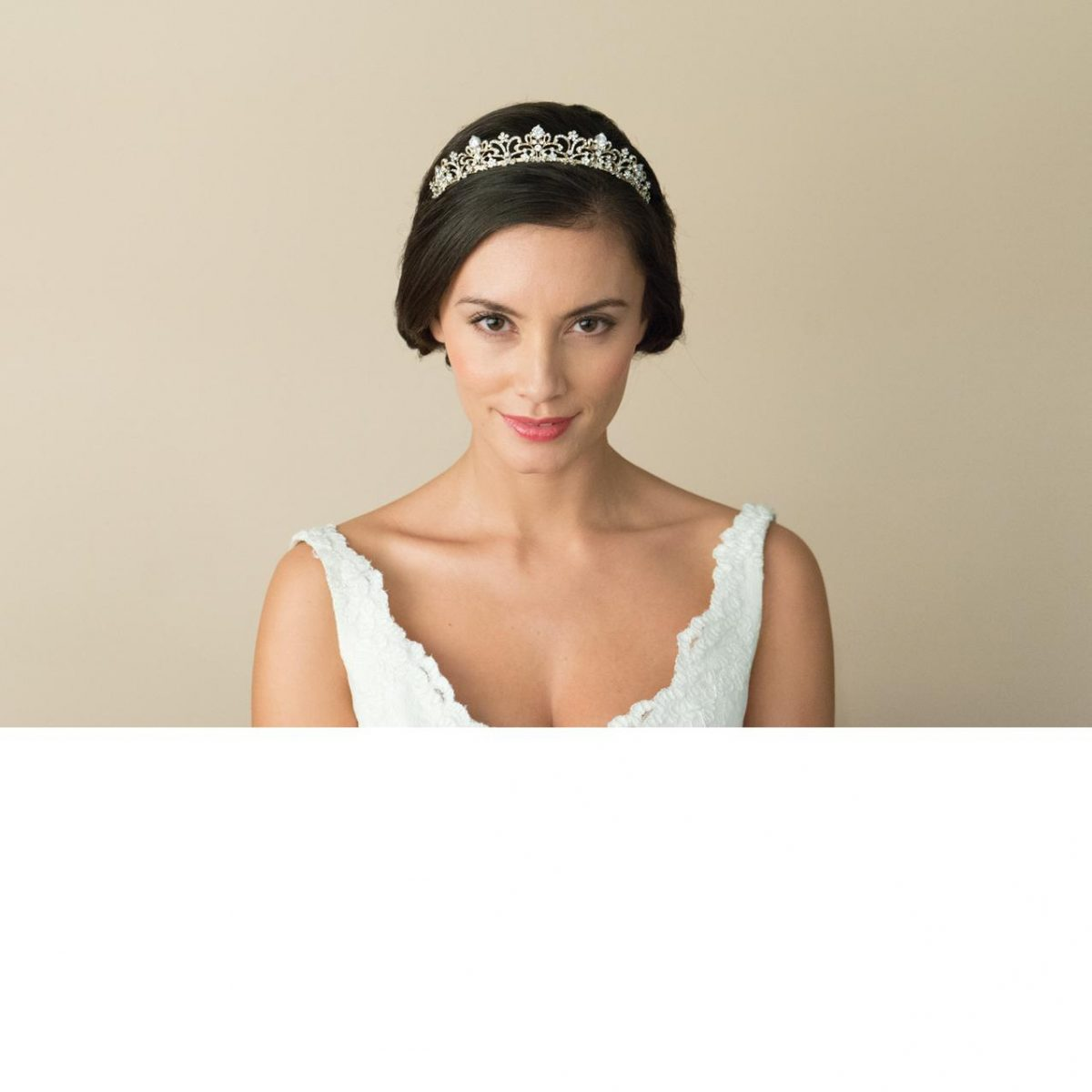 Ivory and Co Marion Tiara