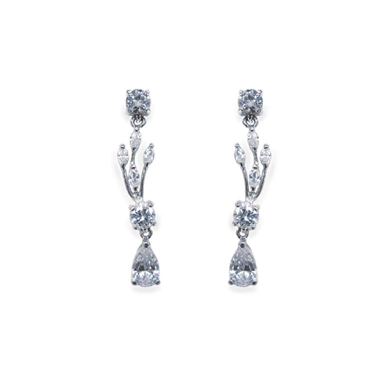 Ivory and Co Mayfair Earrings