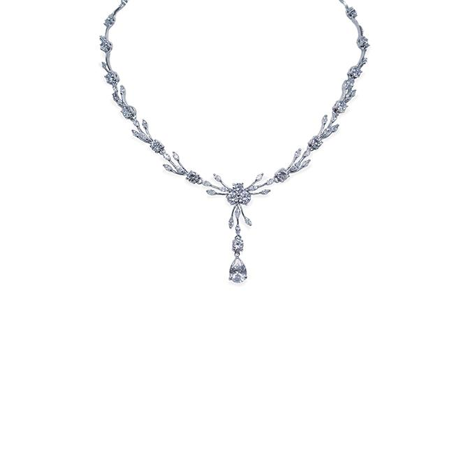Ivory and Co Mayfair Necklace