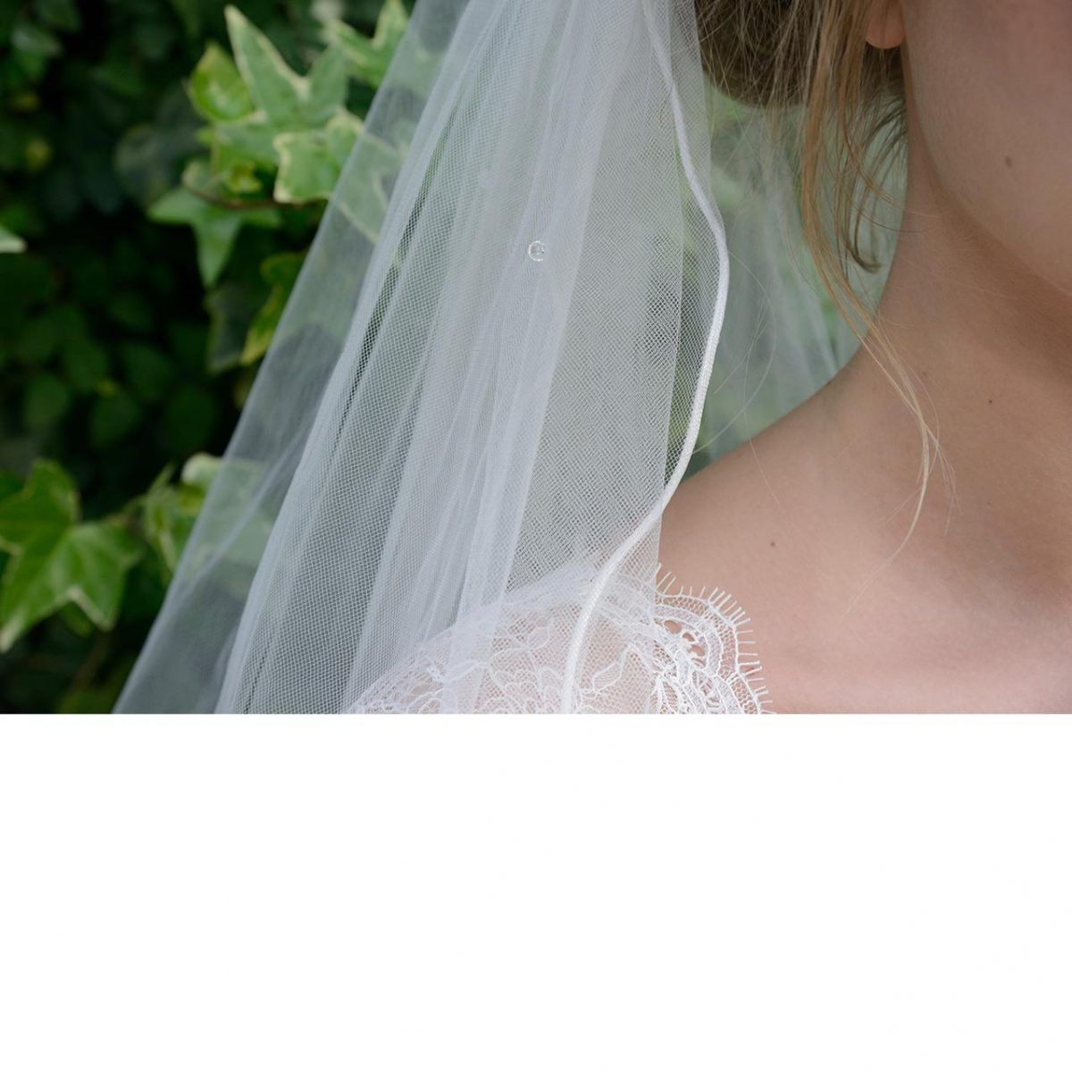 Ivory and Co Naples Veil