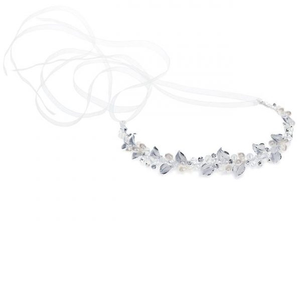 Ivory and Co Nicole Silver Hairvine