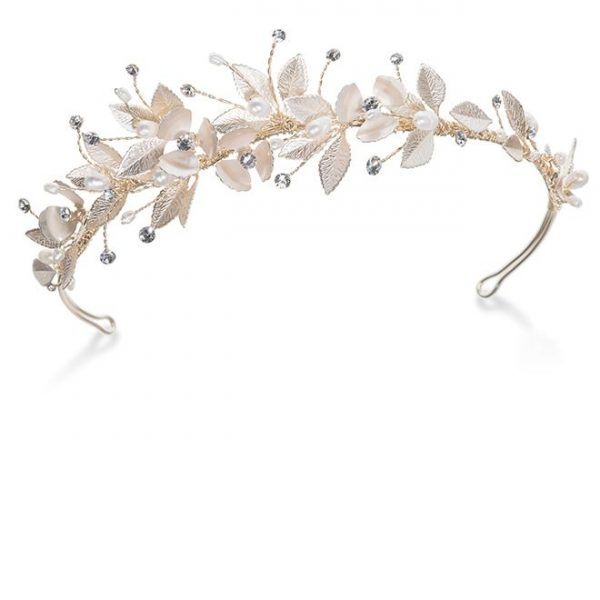 Ivory and Co Olympia Headpiece