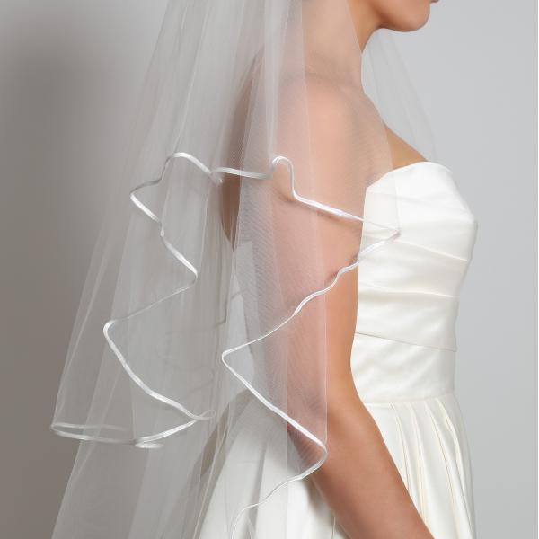 Perfect Bridal Veil Casey