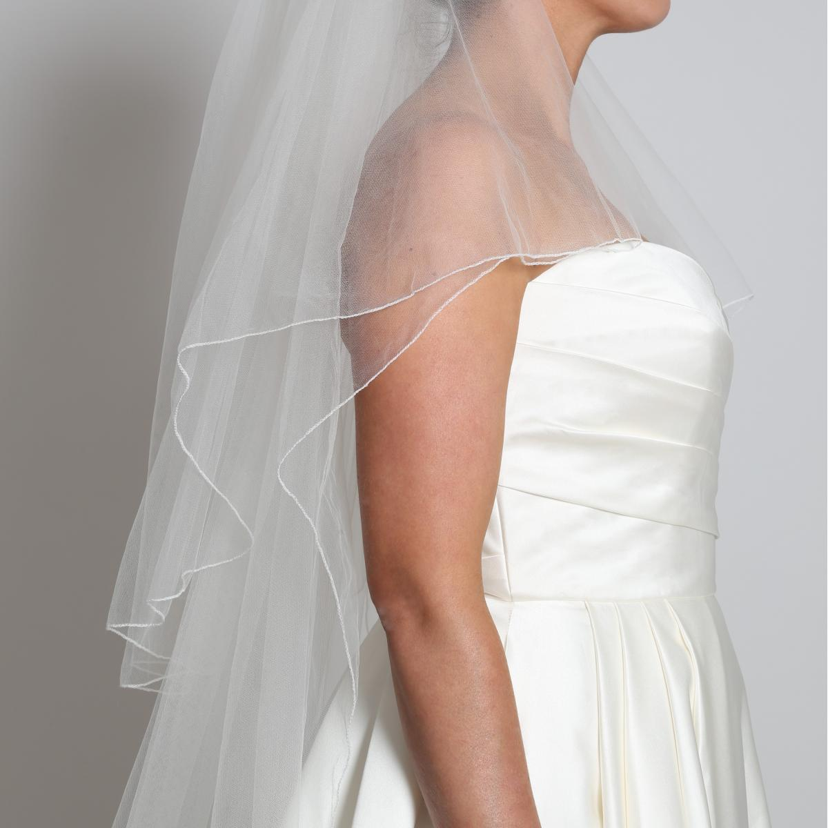 Perfect Bridal Veil Francesca