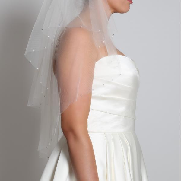 Perfect Bridal Veil Esmay