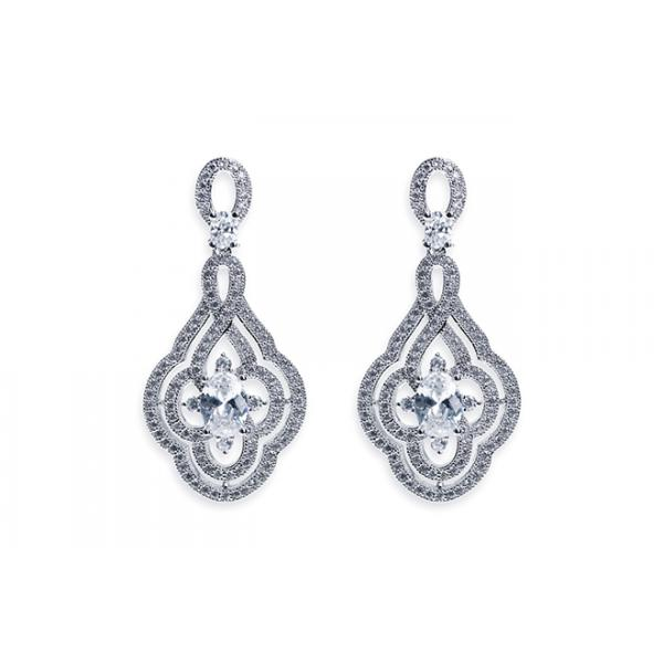 Ivory and Co Park Avenue Earrings