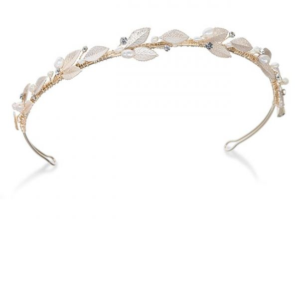 Ivory and Co Peach Blossom Tiara