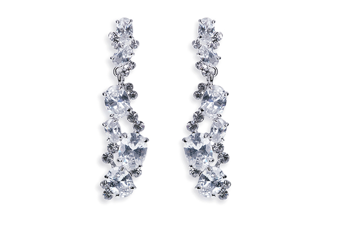 Ivory and Co Peninsula Earrings
