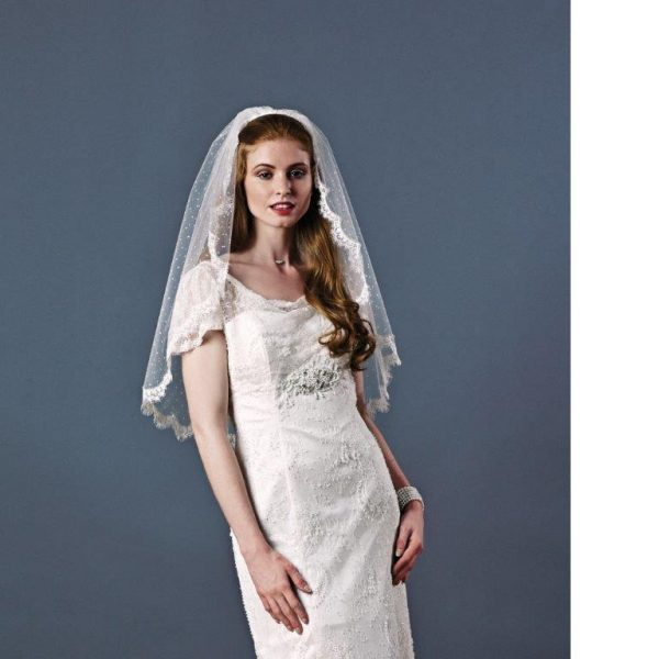Joyce Jackson Belvedere Wedding Veil