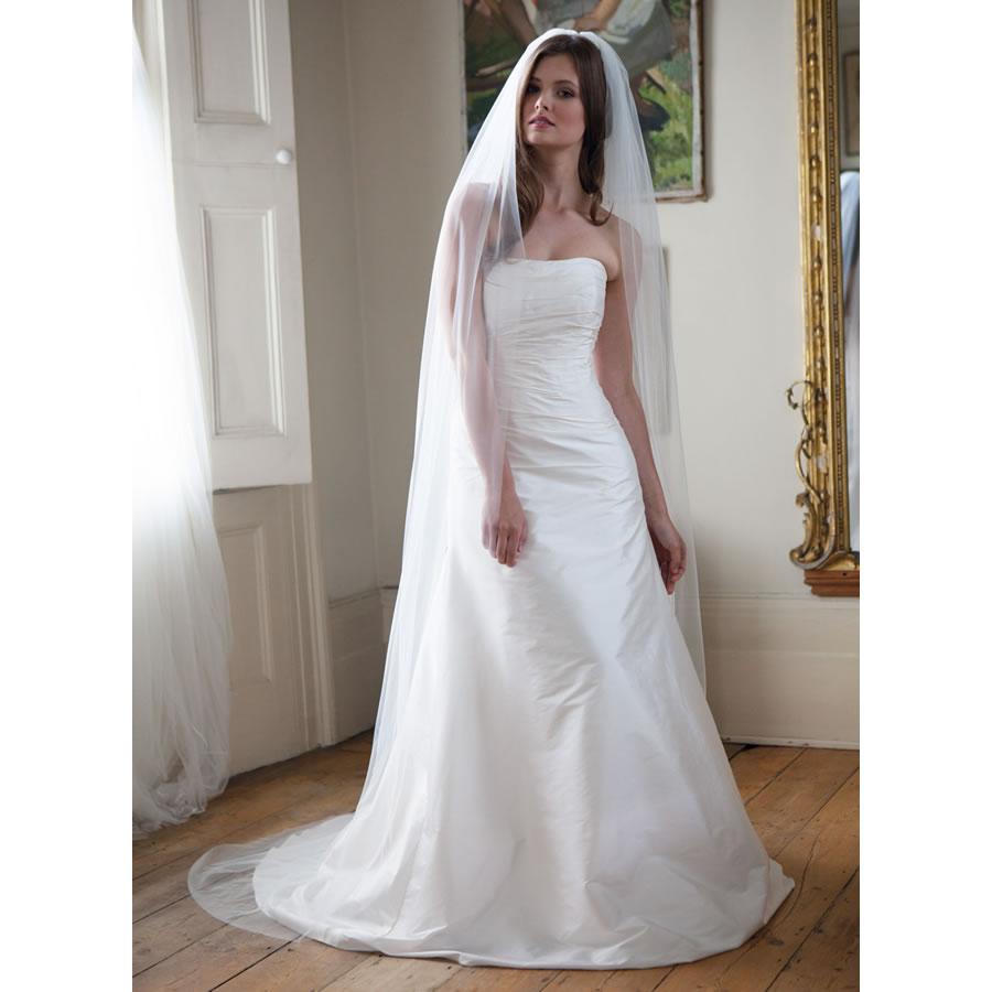 Rainbow Club Intrigue Wedding Veil