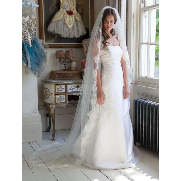 Rainbow Club Spellbinder Wedding Veil