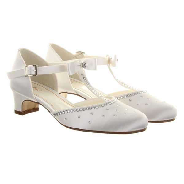 Rainbow Kids Lemonade Communion Shoes
